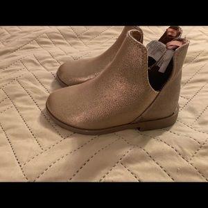 girls 2 tone boots